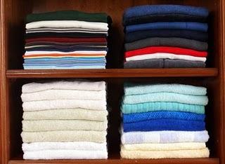 Como Dobrar Camisetas