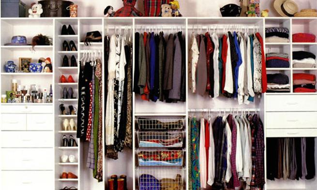 Como organizar o guarda-roupa no inverno