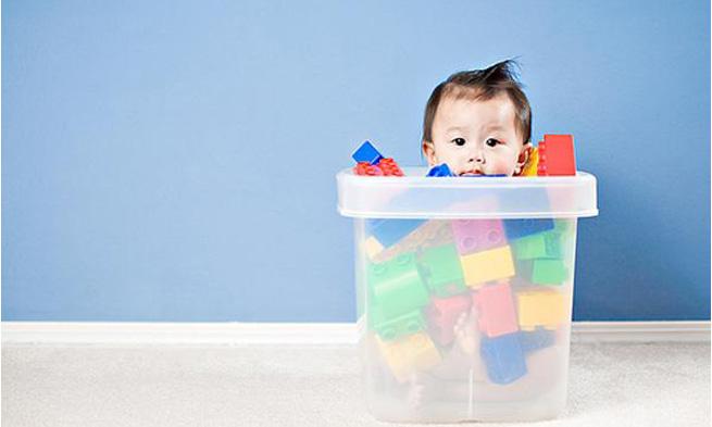 Como Manter Organizada Uma Casa com Crianças