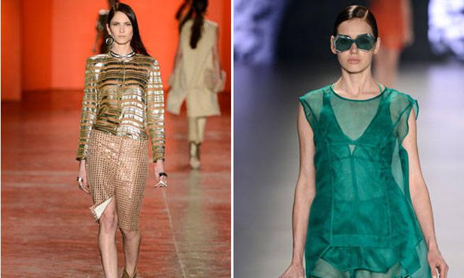 As Tendências do São Paulo Fashion Week
