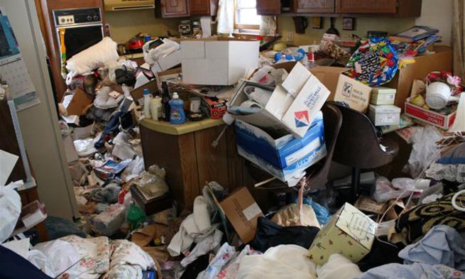 Por que as pessoas acumulam coisas?