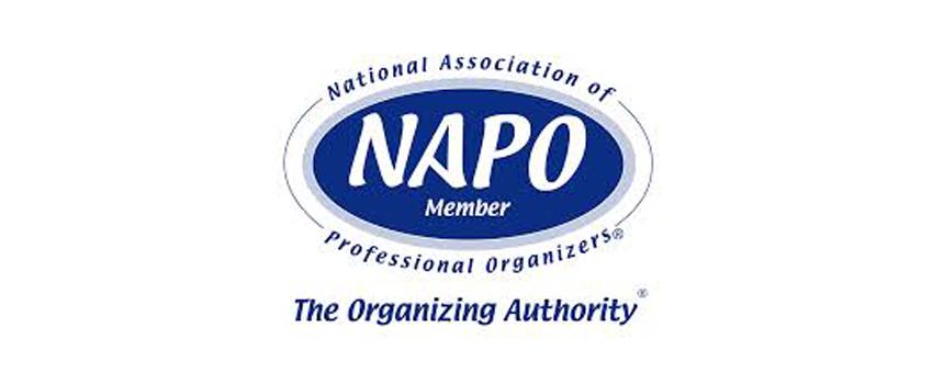 A NAPO é a maior associação de Personal Organizers do mundo.