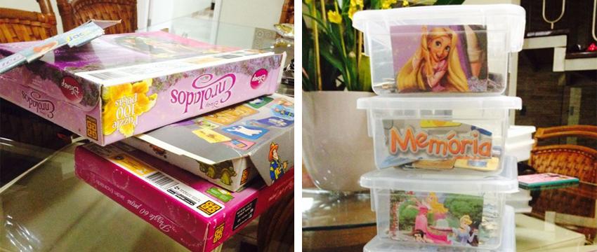 Organização no Closet e dos Brinquedos – As Ideias da Carla