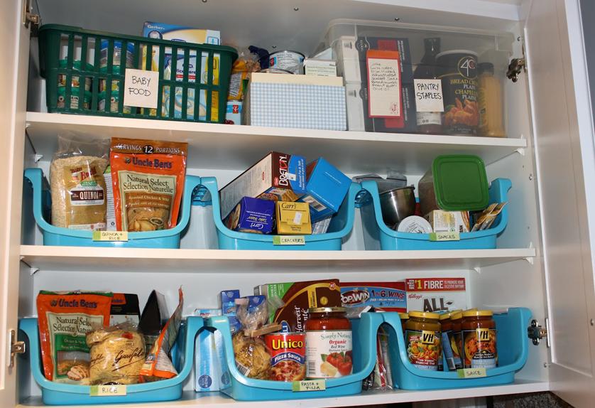 Como organizar cozinha passo a passo no blog da tati godoy - Como organizar armarios ...