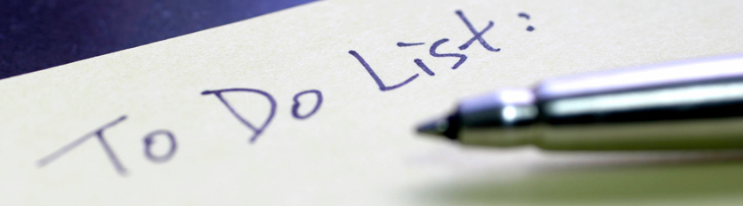 Como Fazer Lista de Metas – Prepare-se para 2016