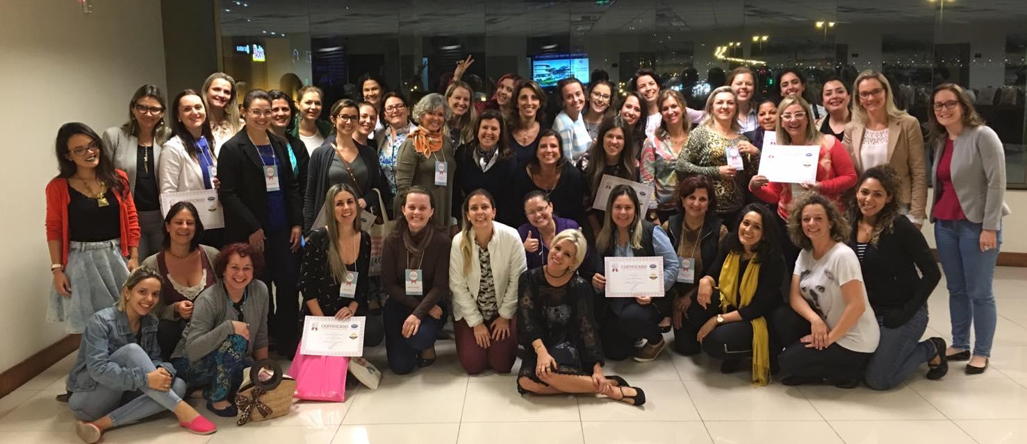 Curso Personal Organizer Florianópolis 2016 – Veja como foi