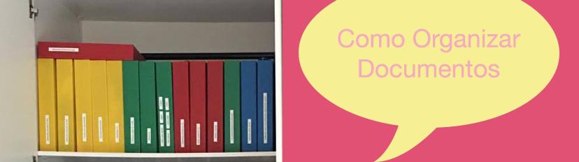 Como Organizar Documentos e Papéis Pessoais