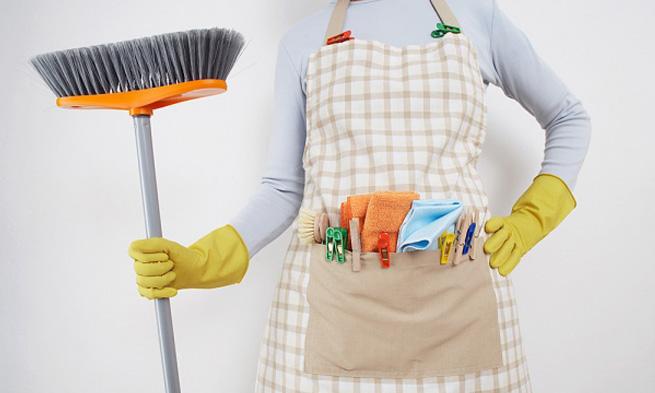 Como organizo a rotina doméstica na minha casa