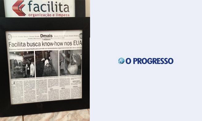 Na Mídia – Jornal O Progresso