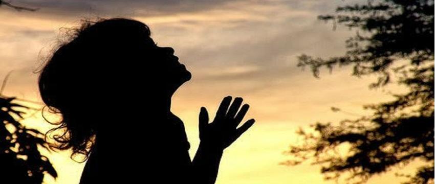 Uma oração em cada dedo
