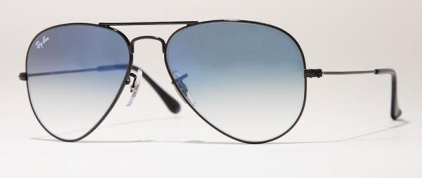 Modelos de Óculos - Aviador clássico