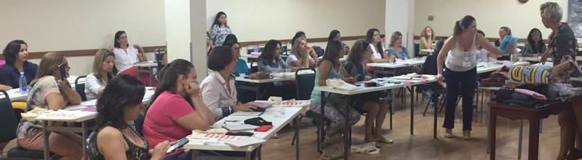 Curso Personal Organizer Campo Grande – 2015 – 2ª Edição