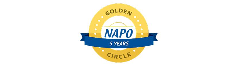 Golden Circle NAPO – Agora eu faço parte =)