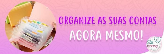 Organize As Suas Contas