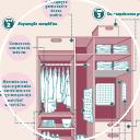 Como organizar seu armário